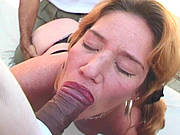 Knocked Up Whore Getting Fucked